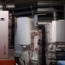 Installatie nieuwbouw gasloze woning Norg